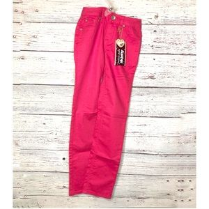 NWT Justice Jeans Skinny. Size: 12 S